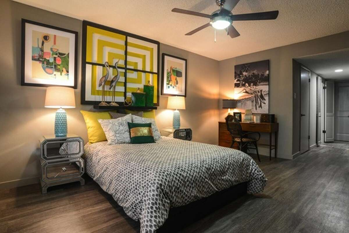 San Antonio Bedrooms: 1  Bathrooms: 1 Square footage: 775 Price: $1,050/month This property: Unit A1, 123 Brackenridge Ave., San Antonio, Texas 78209 Amenities: Pool, club house, courtyard, parking garage Source: Trulia