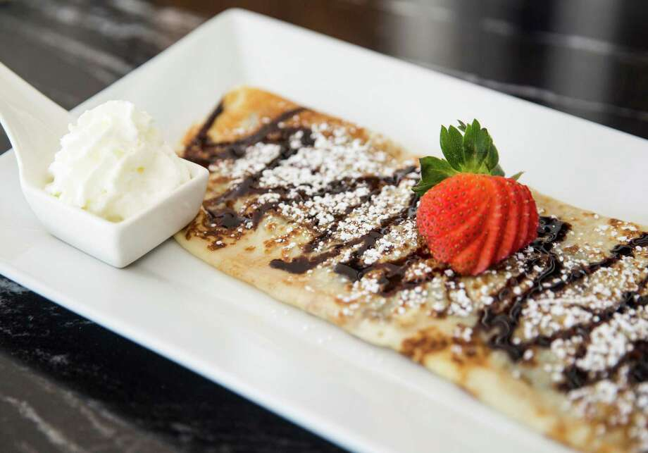 Crepe a Nutella at CommonWealth Coffeehouse and Bakery in San Antonio, Texas. Photo: Ray Whitehouse, Staff / San Antonio Express-News / 2015 San Antonio Express-News