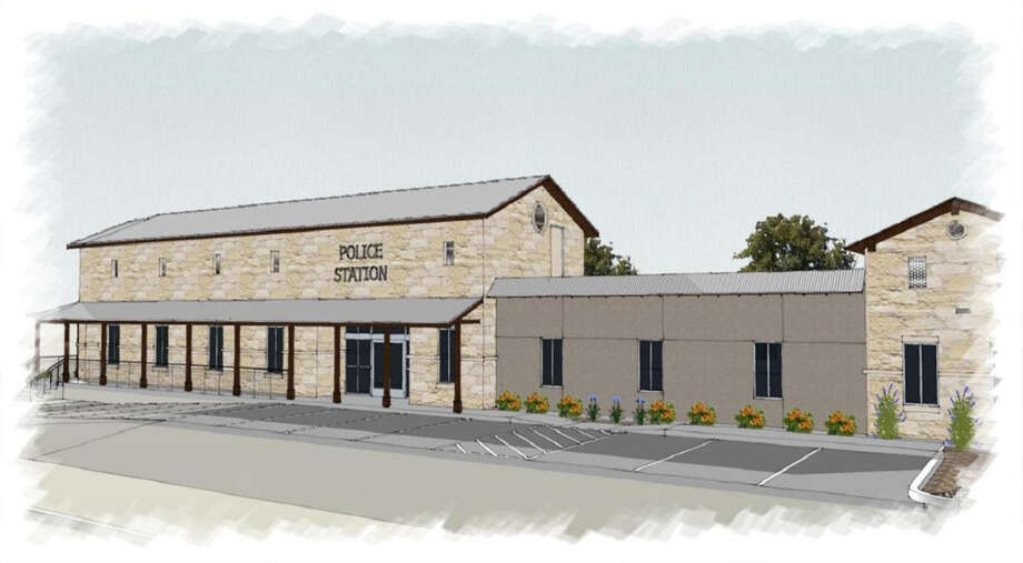 Work on this $2.1 million public safety facility in Fair Oaks Ranch should begin next week (August 1-5 2015) by M.J. Boyle General Contracting and wrap up next July. The structure will replace a 1930s ranch house that served as city hall before Fair Oaks moved into it in 2000. Photo: Courtesy