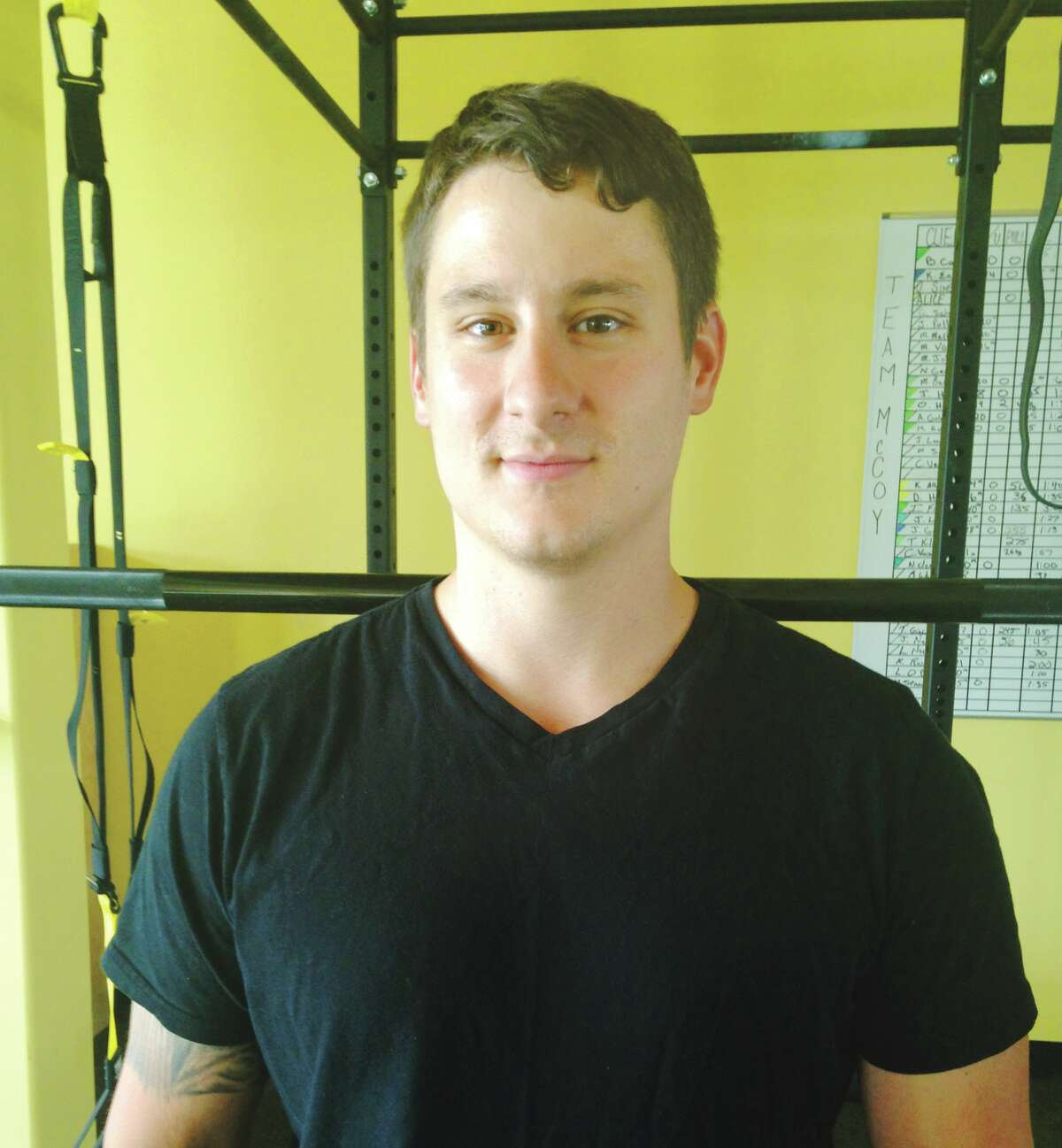 Anthony Demetriou, of Plaza Fitness Performance, is a Program Director with a Strongfirst Kettlebell Certification. Visit the website at plazafitness.net or contact him at ademetriou13@gmail.com or 1-845-313-8001. (Carin Lane / Times Union)