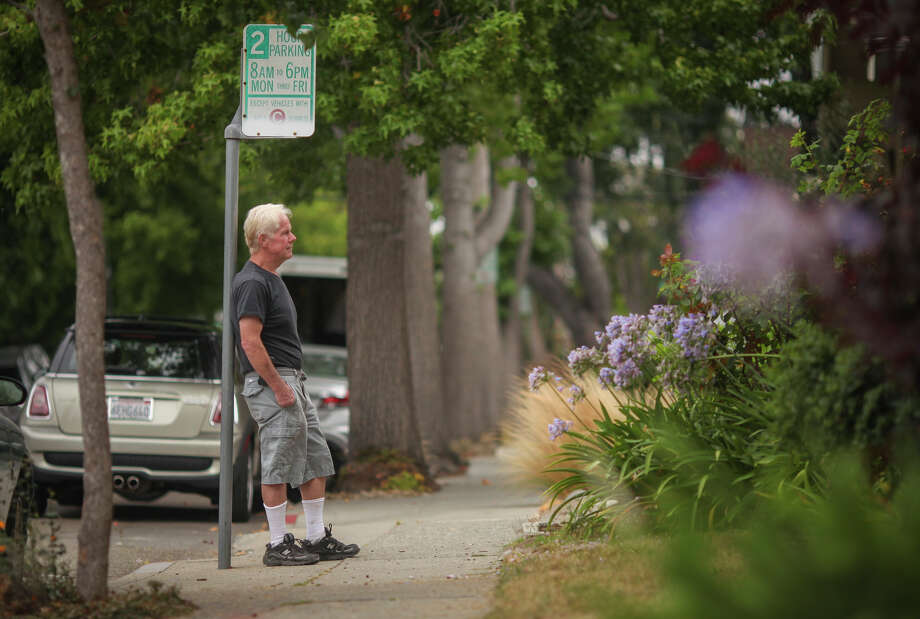 "Oakland native Bob Craig says his Rockridge neighborhood ""has long been a cash cow for the city."" Photo: Sam Wolson / Sam Wolson / Special To The Chronicle / ONLINE_YES"