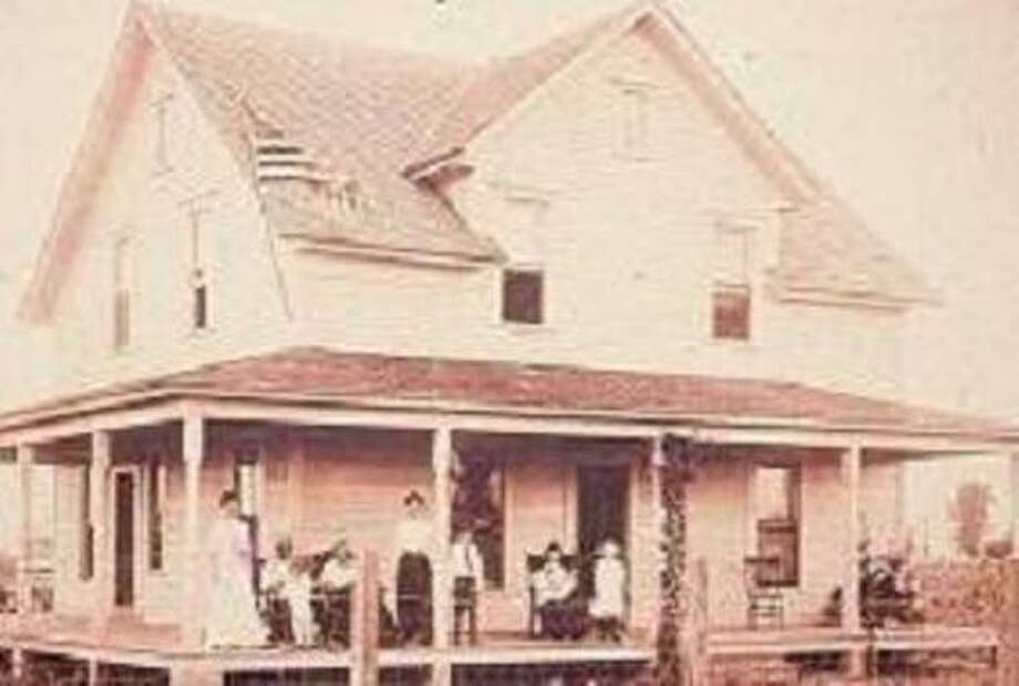 A home from Pearland's earliest days of existence Photo: File  / handout