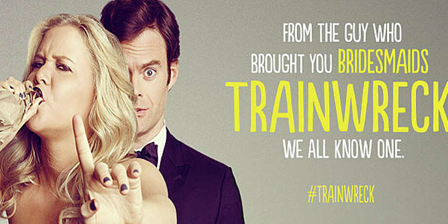 """Amy Schumer wrote and stars in the new movie comedy, """"Trainwreck."""" Photo: Contributed / Contributed Photo / Westport News"""
