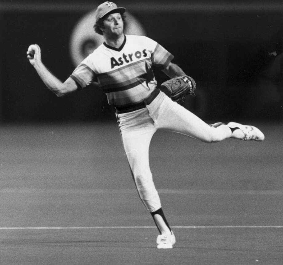 Craig Reynolds1979A year after being named an All-Star with the Seattle Mariners, the shortstop made it again in his first season with the Astros. Photo: Steve Campbell, Houston Chronicle