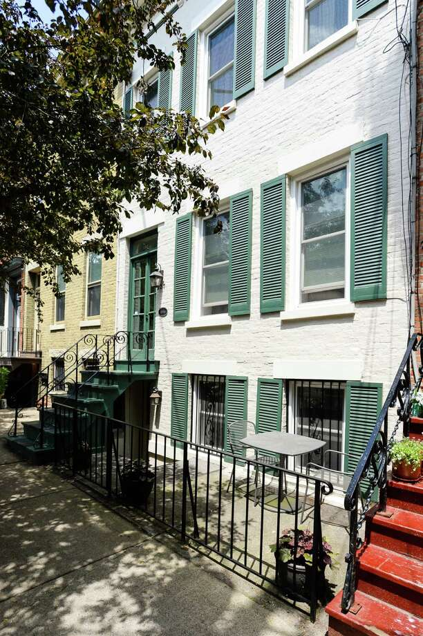 House of the Week: 227 Jay St., Albany | Realtor:   Alexander Monticello | Discuss: Talk about this house Photo: Tim Greer