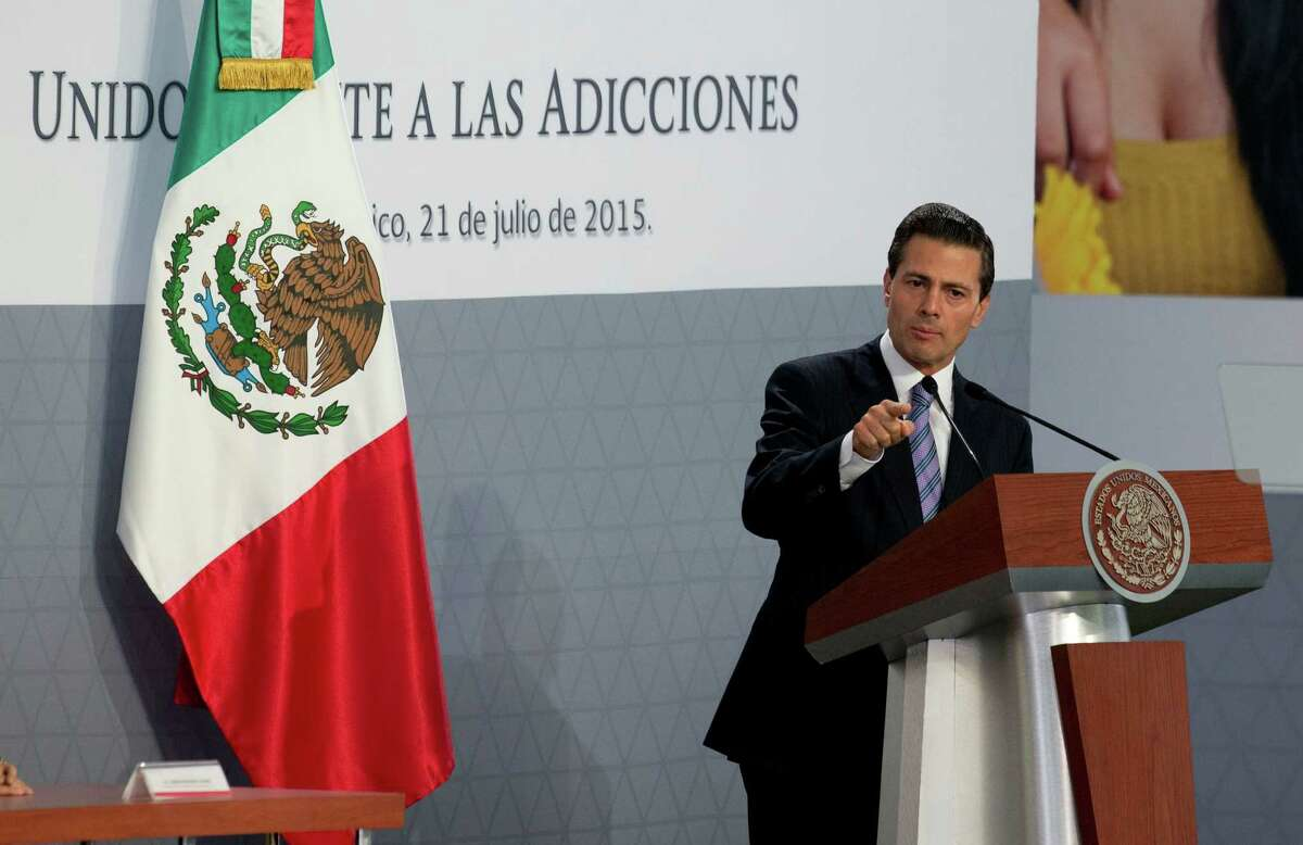 Two recent setbacks for Mexican President Enrique Peña Nieto require dramatic action to shore up confidence in his administration.