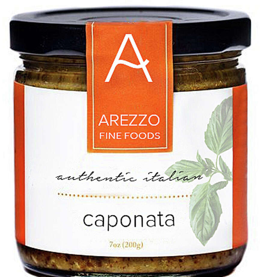 Among the new line of specialty foods being marketed by Arezzo Ristorante & Bar has begun marketing its own culinary fare,is its caponata. Photo: Contributed Photo / Contributed Photo / Westport News