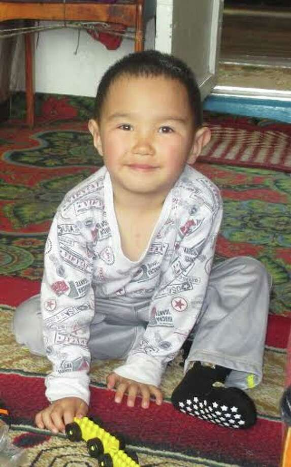 Janice Murphy covered the cost of the surgery for a small boy from western Mongolia, Bayangali, who suffered from Tetralogy of Fallot.