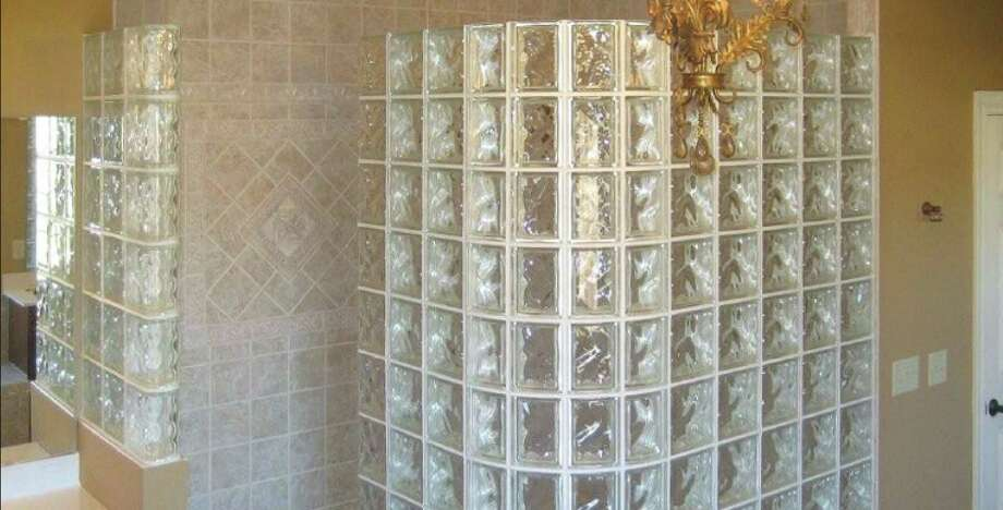 Glass block has many uses in home remodeling. Photo:  Masonry & Glass Systems Inc.