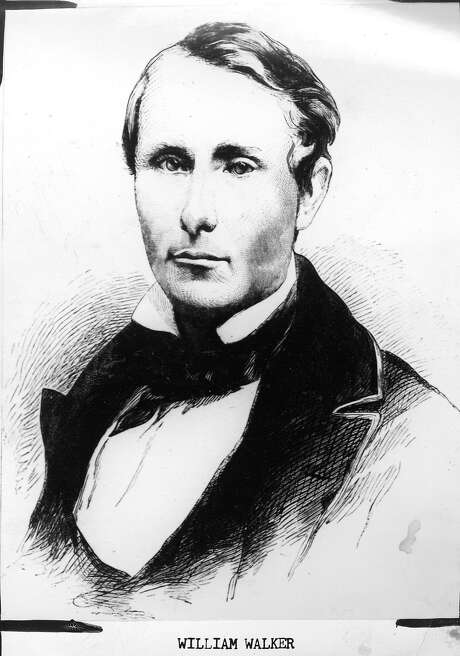 William Walker adventurer and one-time editor of the Bulletin  executed in Honduras in 1860    Handout