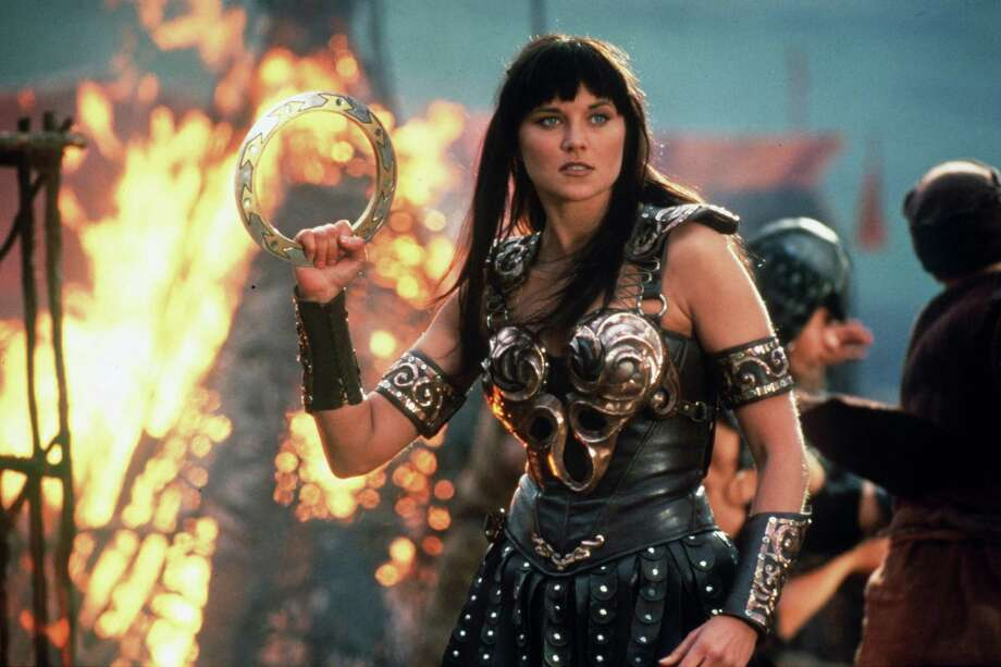 """""""Xena: Warrior Princess,"""" a spinoff of """"Hercules: The Legendary Journeys,"""" first aired on Sept. 4, 1995 and concluded in 2001. See what the show's cast looks like now. / © Corbis.  All Rights Reserved."""