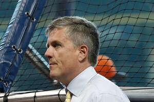 GM Jeff Luhnow says Astros might not be done dealing - Photo