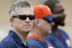 Astros' eyes on divisional prize - Photo