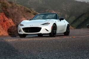 Mazda's 2016 MX-5 Miata: Driving the soul of a new machine - Photo