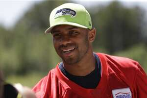 Reports: Seahawks, Russell Wilson agree to four-year, $87.6 million contract - Photo