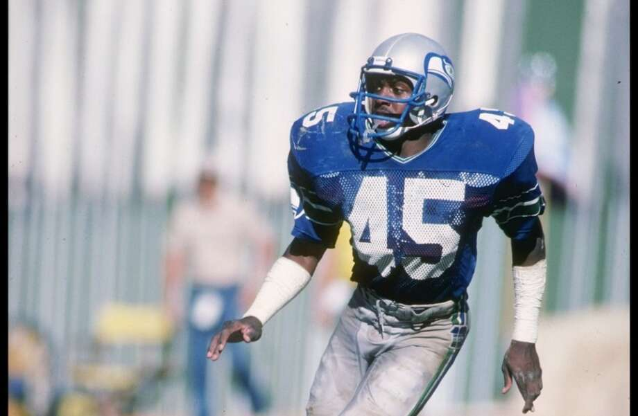 Former Seahawks safety Kenny Easley will be inducted into the Pro Football Hall of Fame on Saturday. Which former or current Seahawks have a chance at joining him in Canton? Check out the rest of the gallery to see our best guesses. Photo: Rick Stewart, Getty Images