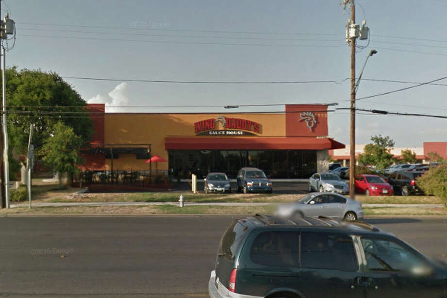 """Wing Daddy's Sauce House: 1115 S.E. Military Drive  Date: 07/30/2019 Score: 79  Highlights: Inspectors observed """"flies, gnats, roaches, bees"""" in the kitchen. There were missing floor tiles and grout lines that allowed water to collect and stand. The hand sinks in the kitchen were leaking. The inspectors faulted the establishment for food handler hygiene. Photo: Google Street View/Maps"""