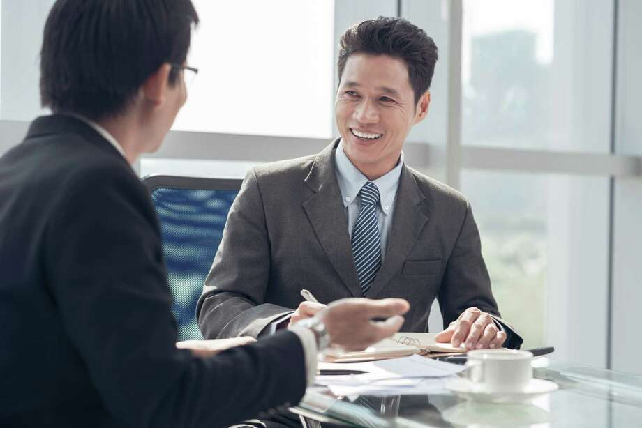 MBA degrees offer the chance to achieve a higher salary and move up the corporate ladder. / iStockphoto