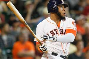 Astros' Jon Singleton to be optioned to make room for Carlos Gomez - Photo