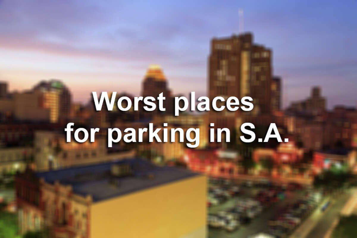 You sounded off, and we added a few of our own, to find the worst parking situations in San Antonio. Either due to popularity, bad design or a combination of both, if are heading to any of these spots be prepared for some frustration.