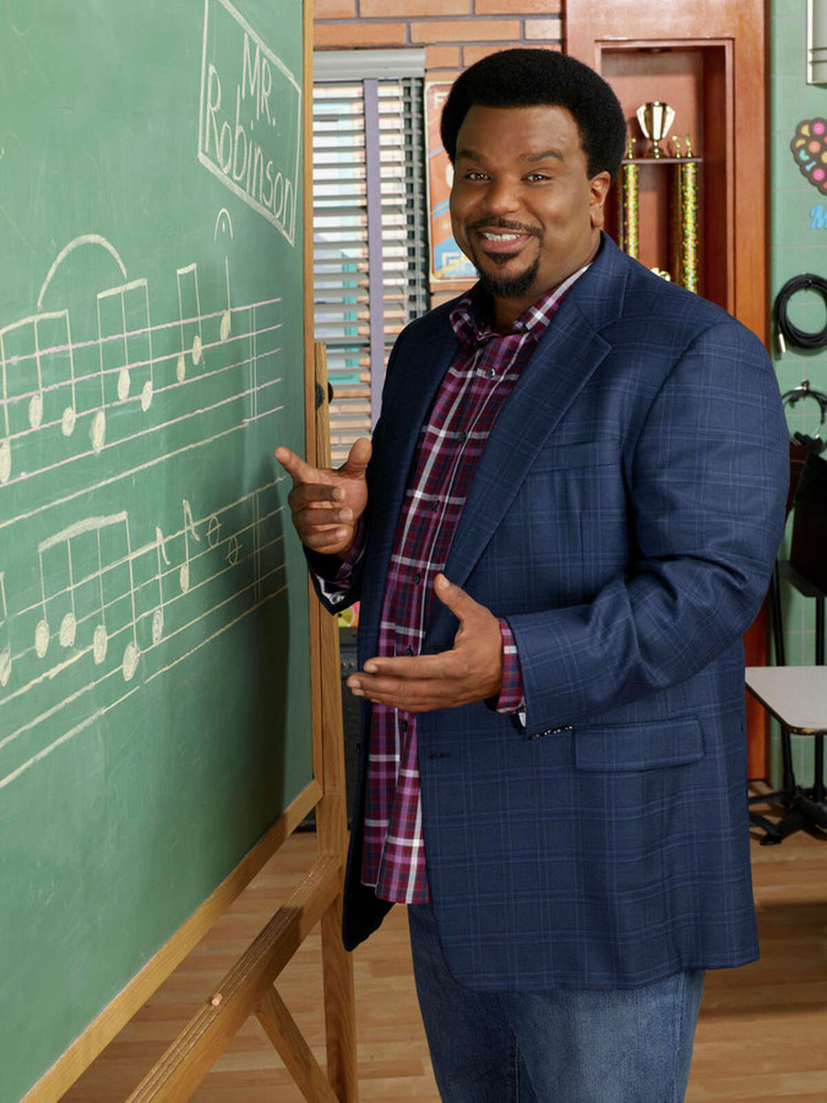 'The Office's' Craig Robinson gets his own show, appropriately called