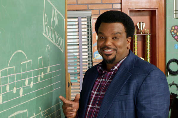 "'The Office's' Craig Robinson gets his own show, appropriately called ""Mr. Robinson,"" which will debut on NBC on Wednesday, August 5th."