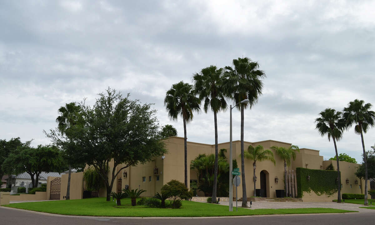 This house at 412 Brand Drive in a tony North Laredo neighborhood is owned by Ricardo Ruvalcaba Plascencia, who prosecutors allege was involved in a scheme to avoid paying more than $100 million in taxes on silver shipped to Mexico. The wealthy Ruvalcabas kept to themselves, neighbors said, but the parking area and street in front of the house were often packed with pricey vehicles. Since Ruvalcaba's arrest in April 2015, the house has appeared deserted.