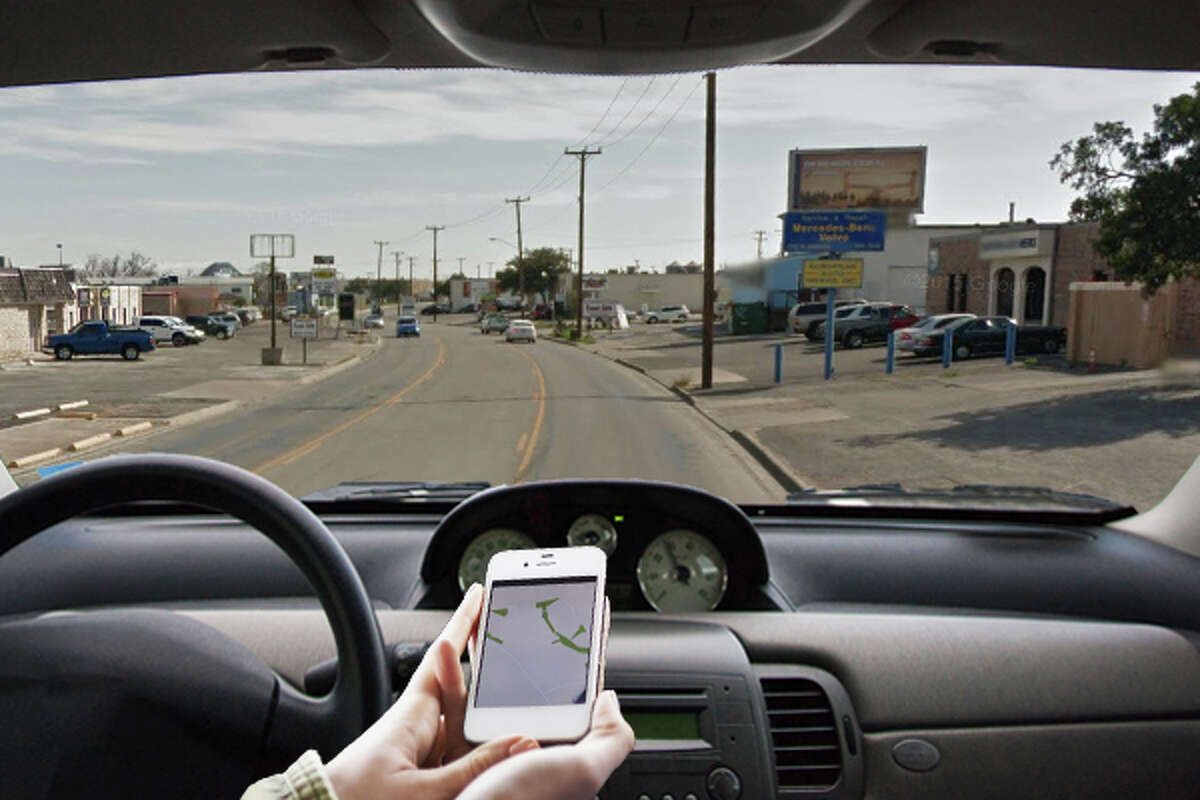 Nakoma Drive Number of hands-free citations issued: 21