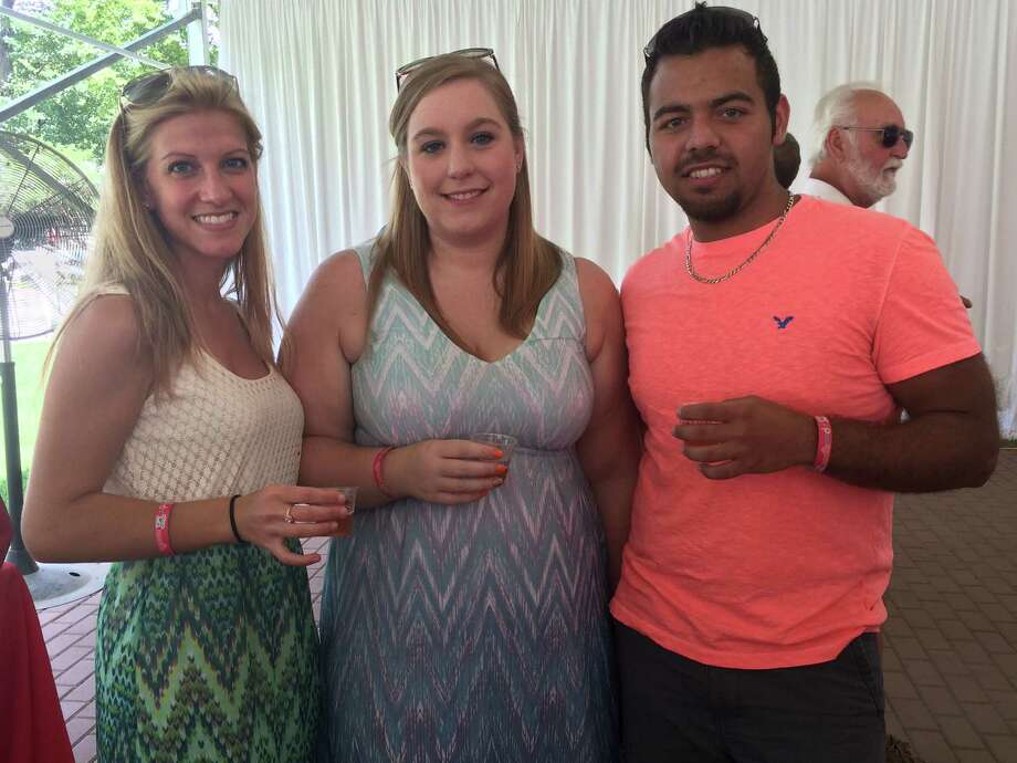 Were you Seen tasting craft beer from around the state at the Taste NY: Craft Beer event at Saratoga Race Course on Friday, July 31, 2015? Photo: Alexis Smith