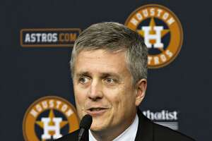 Deadline passes with no more Astros deals - Photo