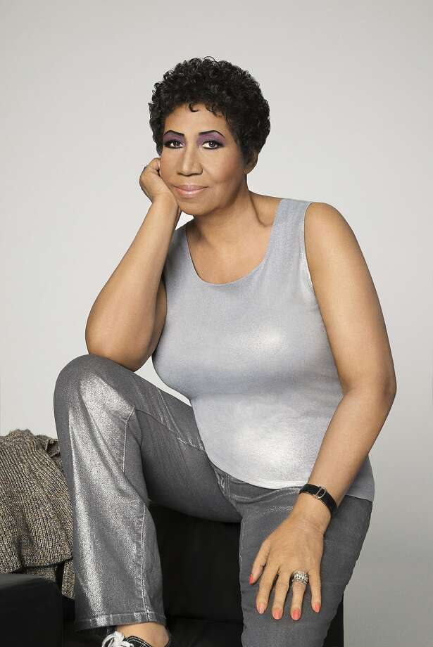 Aretha Franklin performs Aug. 10 at Oracle Arena in Oakland. Photo: Arethafranklin.net