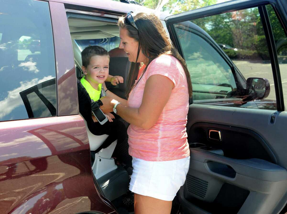4. Teach your children about car safety and ensure they understand not to play in and around vehicles.