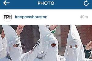 Free Press Houston draws fire over Instagram photo mentioning the Heights - Photo