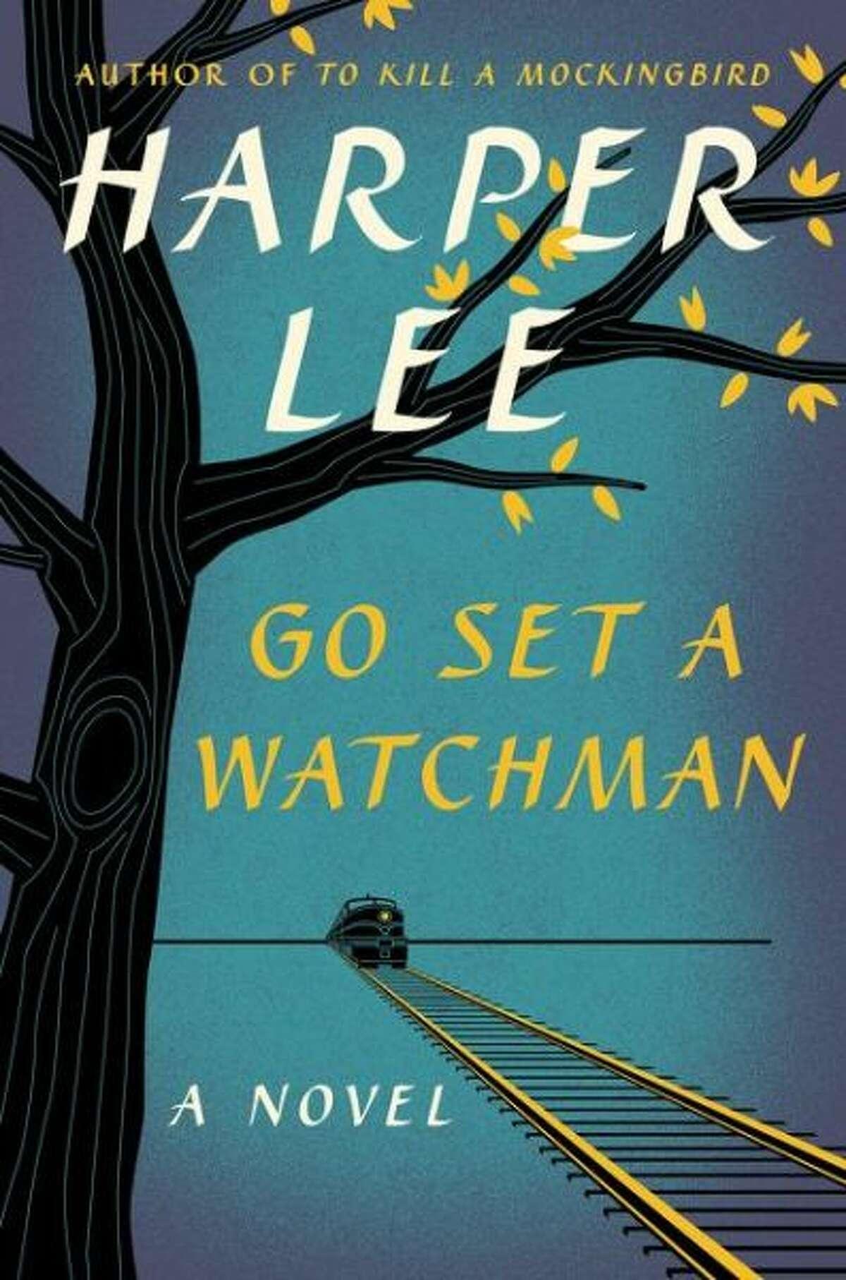 3) Go Set a Watchman by Harper Lee