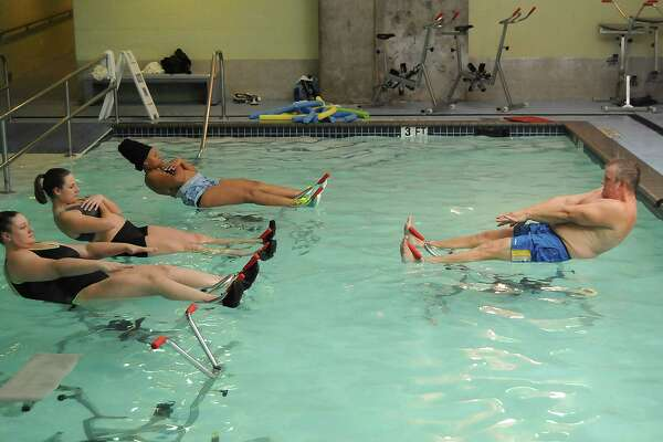 A new spin on exercise: an underwater bike ride - HoustonChronicle com