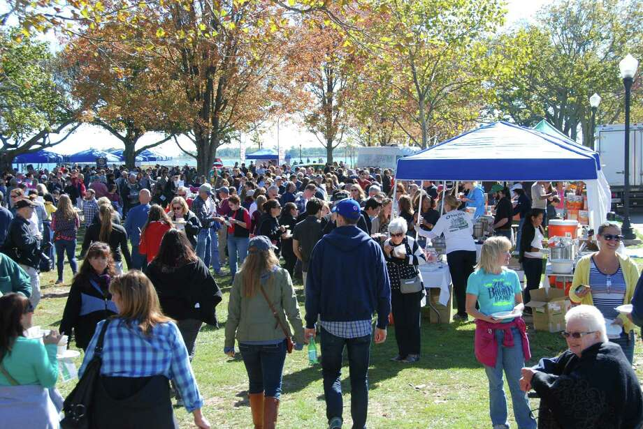 The 2015 Chowdafest will move from Norwalk to Westport's Sherwood Island State Park. Click though to see some of the participating restaurants and visit chowdafest.org for the full list.  Photo: Contributed Photo