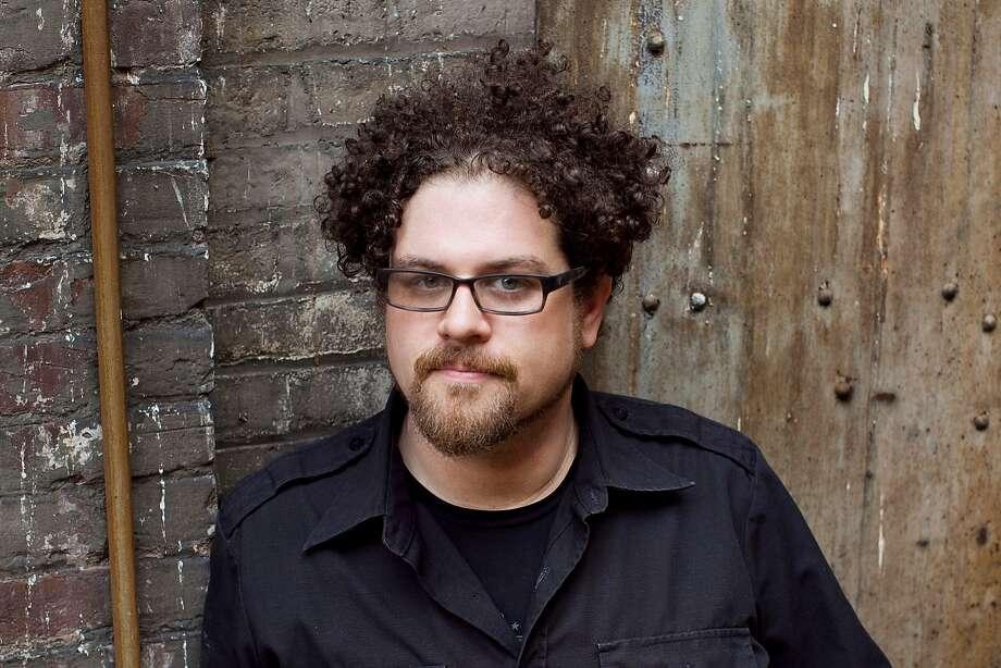 Composer David T. Little. Photo: Merri Cyr