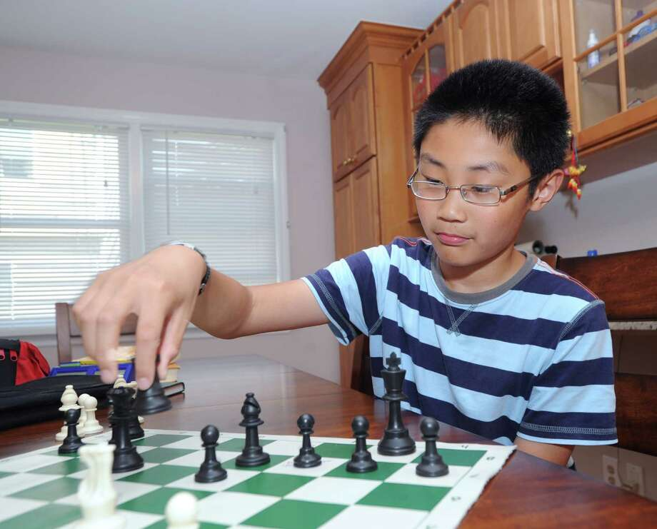 Greenwich teen competes in elite chess tournament