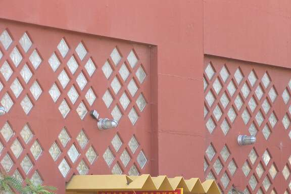 20 or so buildings in West Berkeley share an unusual trait: they were build with Crete-Glass, diamond-like patterns of block glass devised by the long-gone Berkeley Concrete Form Company.