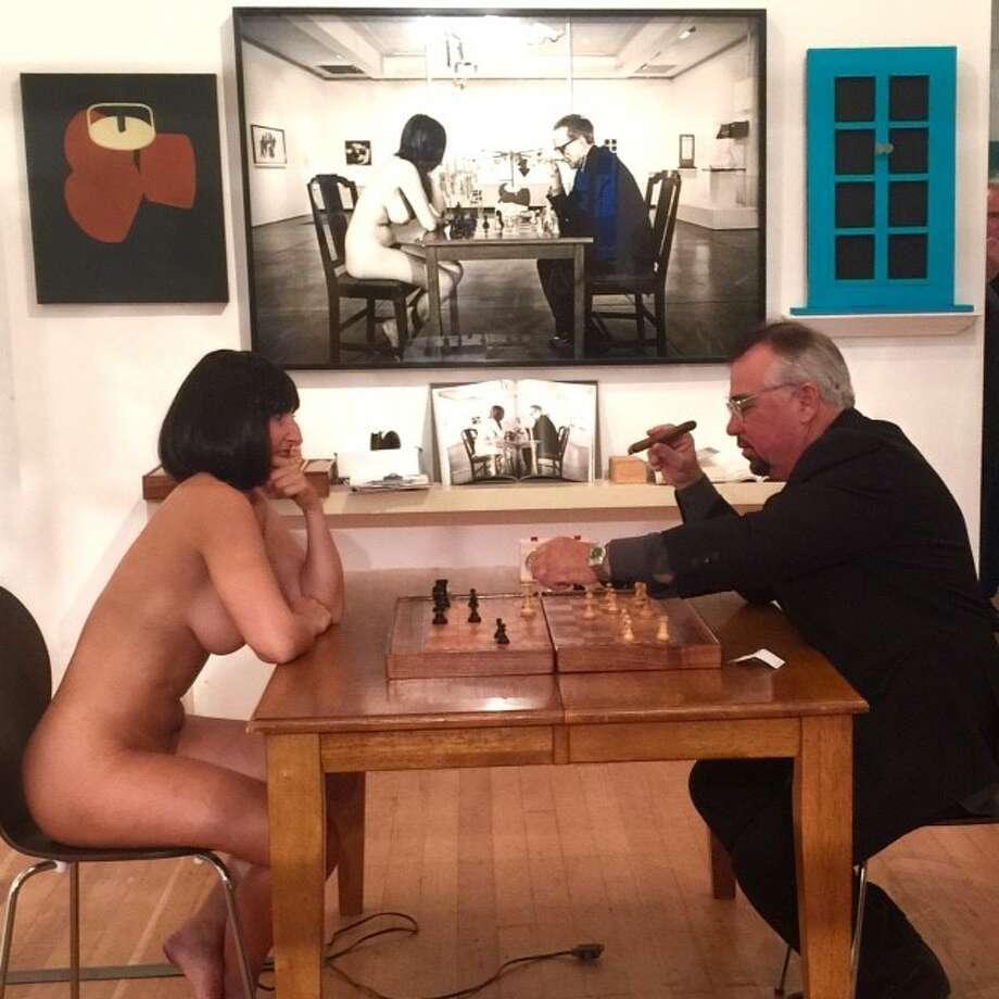 In Robert Berman E6 Gallery