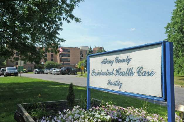 Albany County Nursing Home at 780 Albany Shaker Road on Wednesday July 29, 2015 in Colonie, N.Y. (Michael P. Farrell/Times Union) Photo: Michael P. Farrell / 10032819A