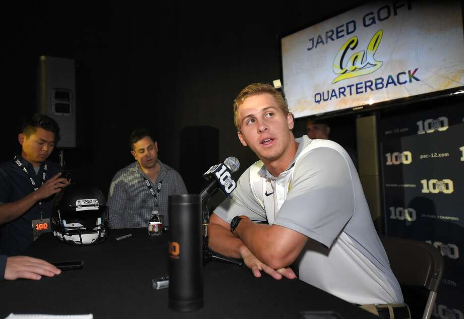 Jared Goff says the team is ready for its tough schedule. Photo: Mark J. Terrill, Associated Press