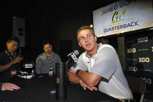 KNBR conversation: Jared Goff - Photo