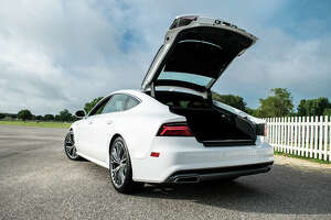The 2016 Audi A7 is a beautiful beast of a car - Photo