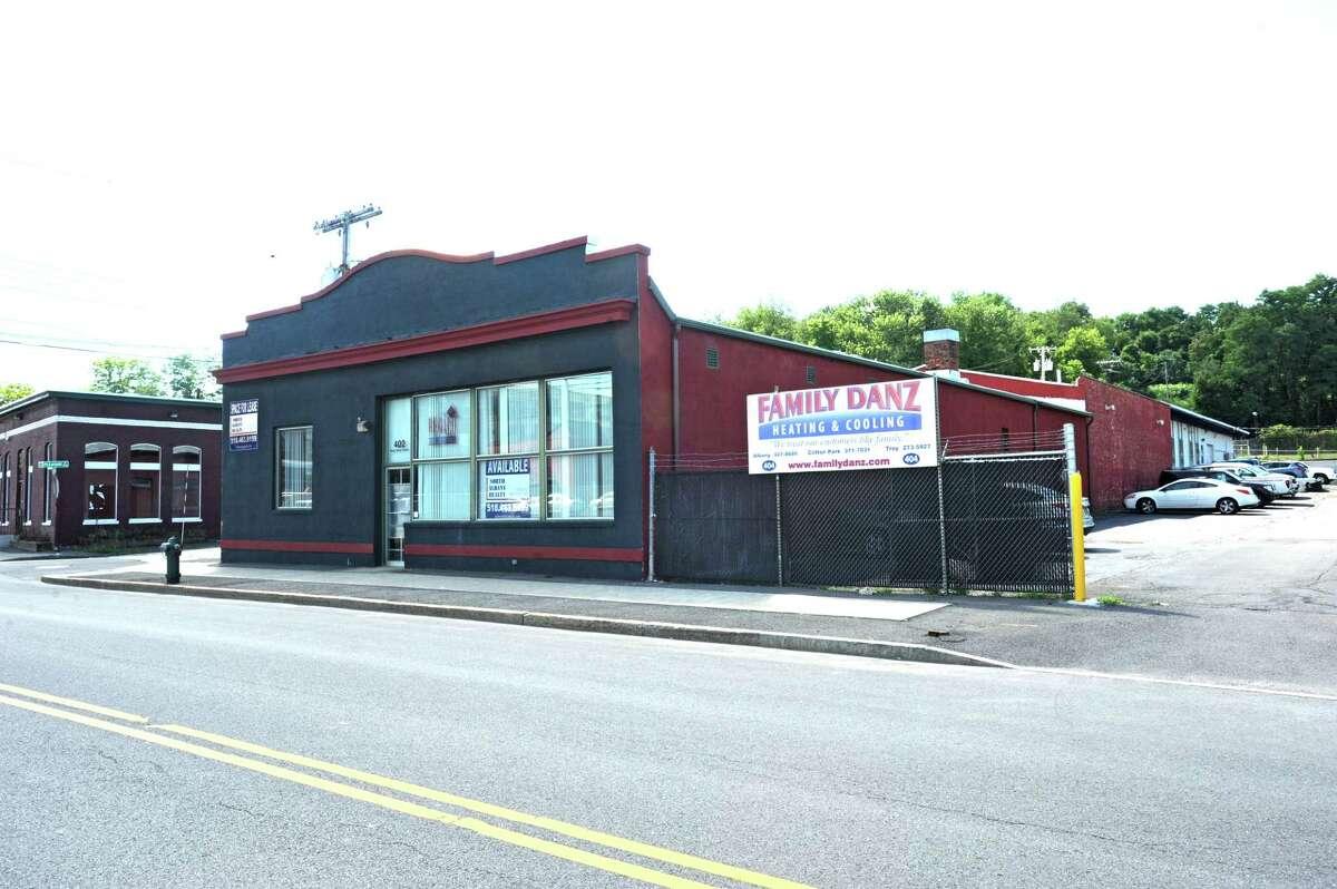 Future medical marijuana dispensary at 402 North Pearl St. on Friday, July 31, 2015 in Albany, N.Y. (Lori Van Buren / Times Union)