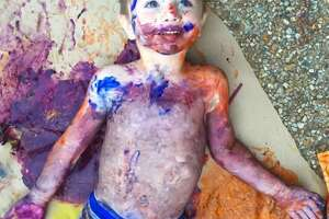 15 photos of horrible kid messes - Photo