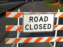 A portion of Mill Plain Road in Danbury is closed Saturday.