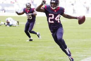 Johnathan Joseph on Texans: 'We've added pieces, and we're working hard' - Photo