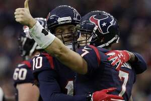 DeAndre Hopkins not concerned with which Texans QB throws him the ball - Photo