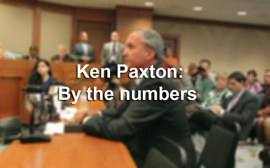 Texas Attorney General Ken Paxton appears before the Senate Health and Human Services Committee on July 29, 2015. On Saturday, Aug. 1, two television stations reported Paxton was indicted on three charges. Photo: Tom Reel, File Photo